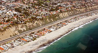 Capistrano Beach, Dana Point, California - Capistrano Beach