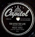 Capitol 216 A - TooLittleTooLate.jpg
