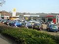 Car Dealer, Snow Hill, Copthorne, West Sussex - geograph.org.uk - 1214310.jpg