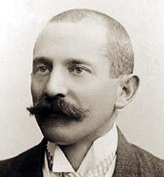 Carl F. Bucherer - Carl Friedrich Bucherer, founder of the Swiss watch manufacturer.