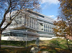 Carl J Shapiro Science Center, Brandeis University, Waltham MA.jpg