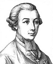 Der junge Karl Theodor von Dalberg (Quelle: Wikimedia)