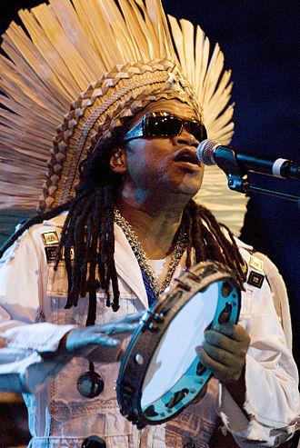 Carlinhos Brown - Carlinhos Brown in 2007