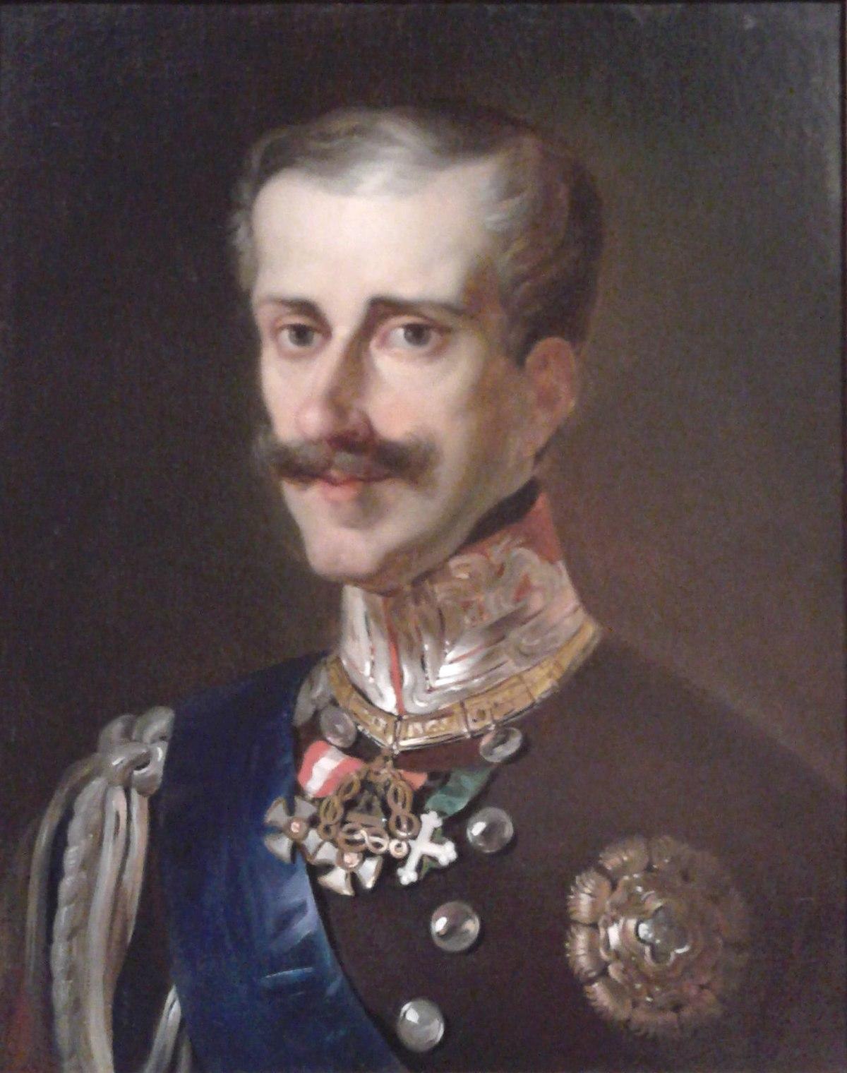 Charles Albert of Sardinia