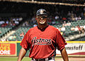 Carlos Lee on April 3, 2010.jpg