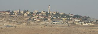 Carmel, Har Hebron - Image: Carmel 2