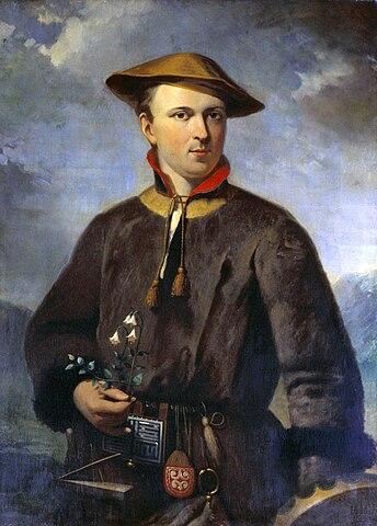 Carl von Linné, världsberömd vetenskapsman