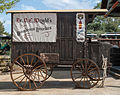 Carreta de vendedor do Far West en PortAventura. Tarragona-75.jpg