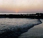 Beach of Bocagrande