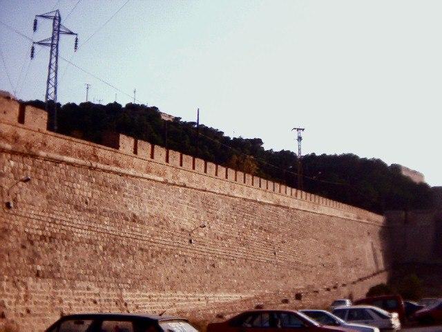 Cartagena muralla CarlosIII
