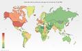 Carte de la dette publique des pays du monde en 2011 (en % du PIB).png