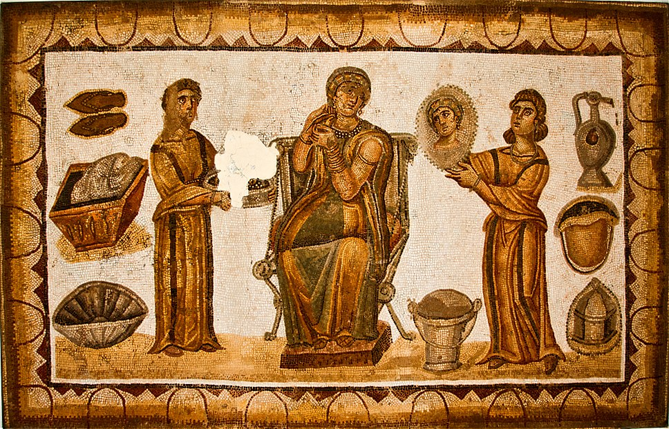 Carthage museum mosaic 1