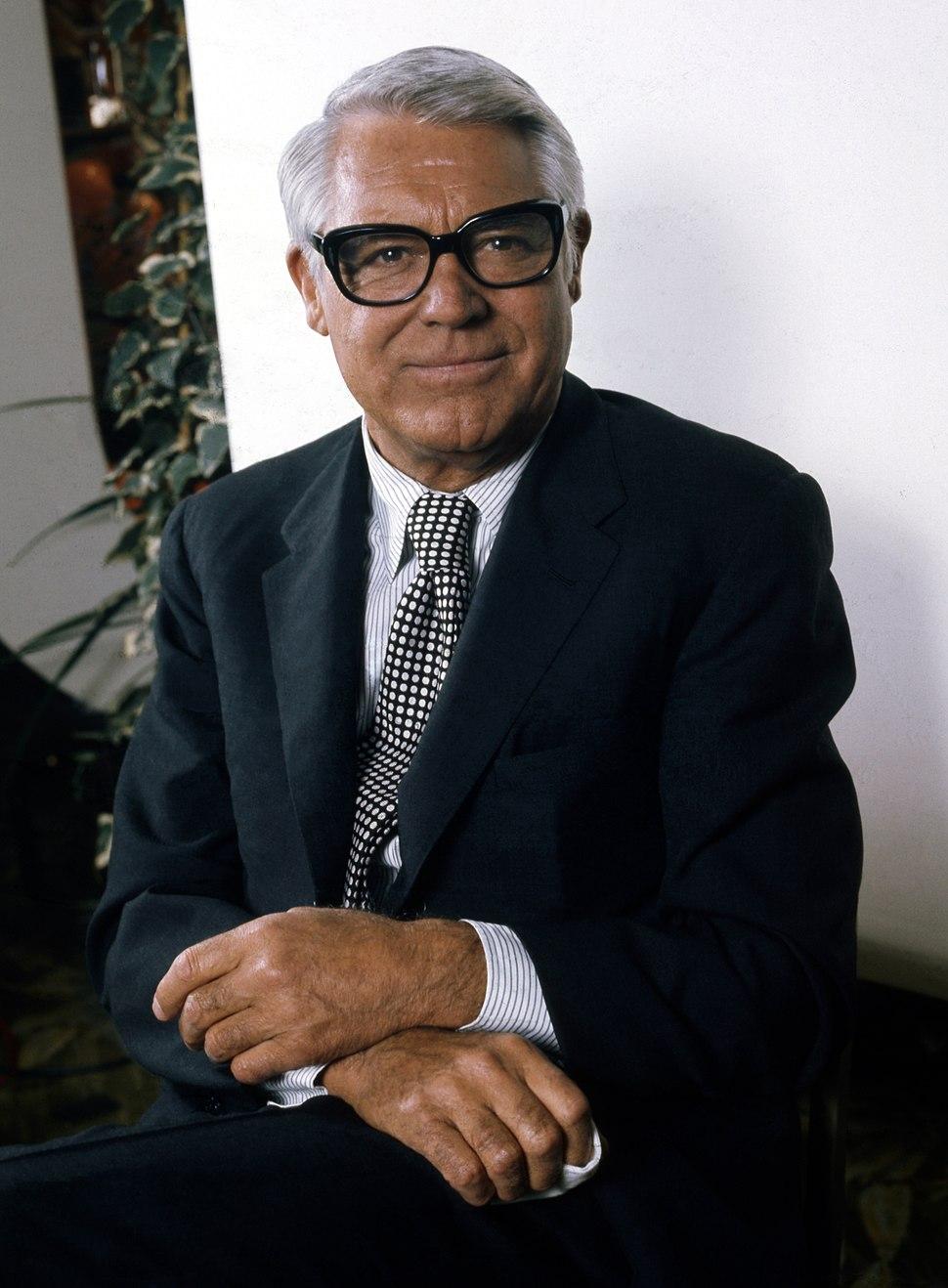 Cary Grant in glasses Allan Warren