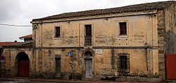 The birthhouse of Antioco Zucca