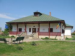 Casa memoriala Costache Negruzzi din Hermeziu.jpg