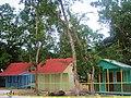 Casas de madera en Biouniverzoo, Chetumal, Q. Roo - panoramio.jpg