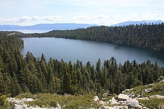 Cascade Lake (California) Lake in El Dorado County, California