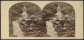 Cascade on the Kauterskill (Kaaterskill), Catskill Mountains, from Robert N. Dennis collection of stereoscopic views.png