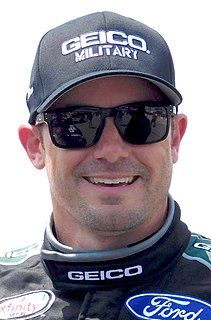 Casey Mears American racing driver