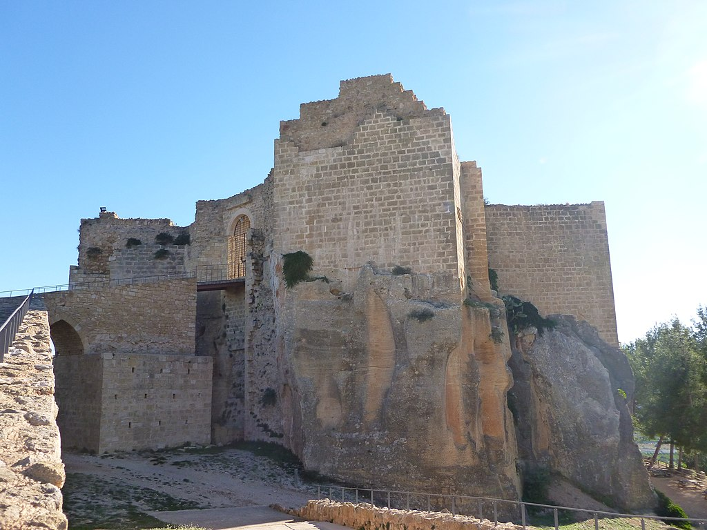 Castell de Montesa 15.JPG