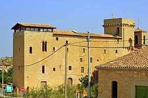 La Floresta, Lleida - La Floresta castle