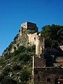 Castell major de Xàtiva, muralles.JPG