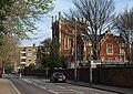 Castle Club, Broomhouse Lane - geograph.org.uk - 1810448.jpg