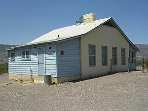 National Register of Historic Places listings in Brewster County, Texas