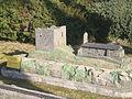 Catalunya en Miniatura-Església i Castell de Santa Maria de la Tossa.JPG