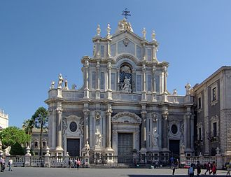 Roman Catholic Archdiocese of Catania - Cathedral in Catania