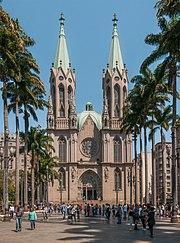 Catedral da Sé em São Paulo