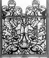 Cathédrale - Vitrail, Chapelle Saint-Joseph, Vie de saint Romain, lancette de droite, premier panneau, en haut - Rouen - Médiathèque de l'architecture et du patrimoine - APMH00031318.jpg