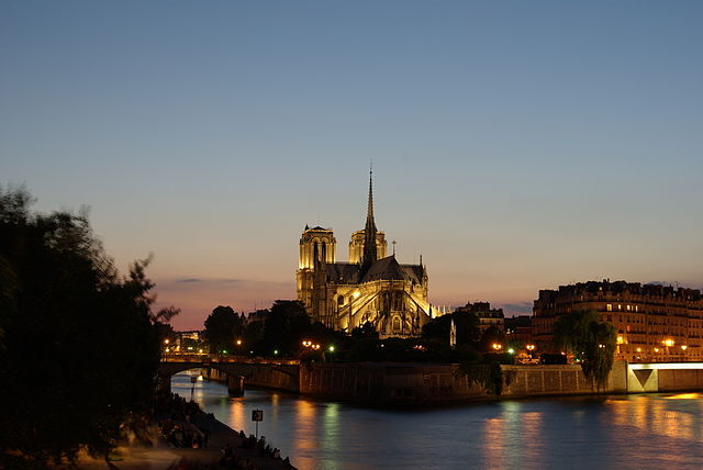 Cathedrale of Notre Dame - Wikipedia