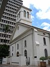 The Cathedral of Our Lady of Peace in Honolulu