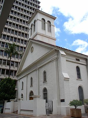 Alexis Bachelot - Cathedral of Our Lady of Peace in 2006