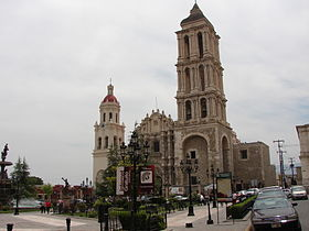 Cathédrale Saint-Jacques de Saltillo