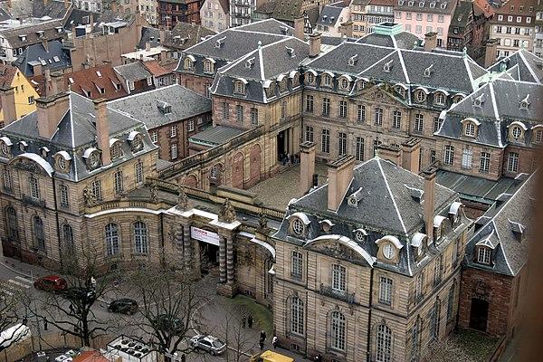 Visitor attractions in strasbourg - Etoile noir strasbourg ...