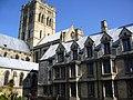 Catholic cathedral of St John the Baptist, Norwich, Norfolk 01.jpg