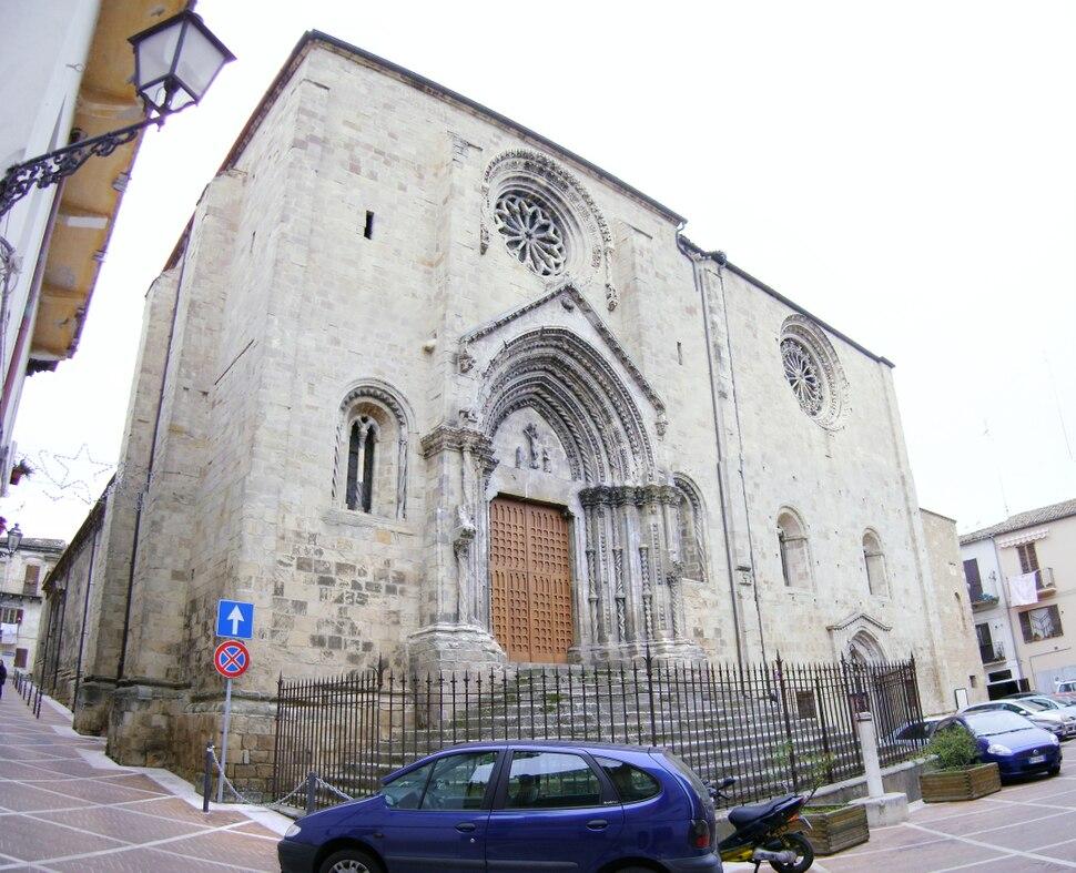 Cattedrale Santa Maria Maggiore, Lanciano