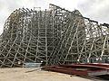 Cedar Point Mean Streak RMC refurbishment (6532).jpg
