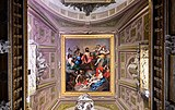 Ceiling of the room of the gladiator - Galleria Borghese (Rome).jpg