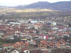 View on Čelinac
