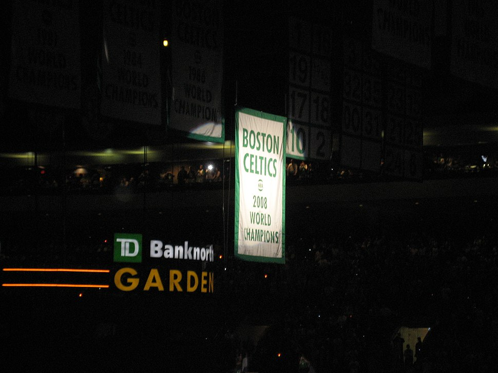 Celtics champions 2008