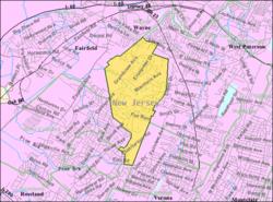 Caldwell New Jersey Map.North Caldwell New Jersey Wikipedia