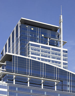 Centennial Place (Calgary) - Centennial Place Roof