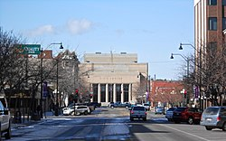 Central Ave and Civic Center 1.JPG