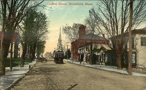 Brookfield mailbbox
