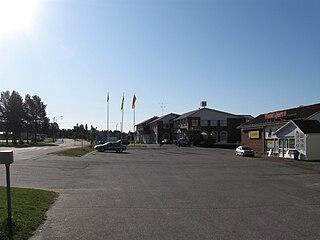 Savukoski Municipality in Lapland, Finland
