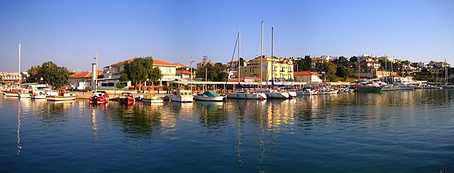 Dalyan river port