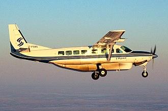 Cessna 208 Caravan - 208B Grand Caravan with cargo pod